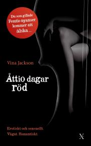 Cover for Åttio dagar röd