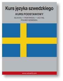 Cover for Kurs jezyka szwedzkiego