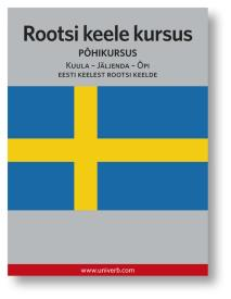 Cover for Rootsi keele kursus
