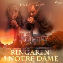 Omslagsbild för Ringaren i Notre Dame