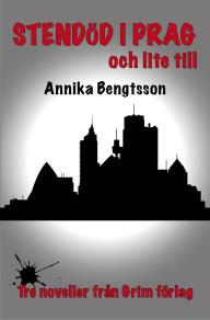 Cover for Stendöd i Prag och lite till
