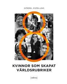 Omslagsbild för 8 kvinnor som skapat världsrubriker