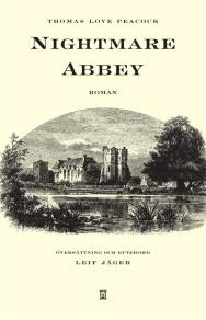 Cover for Nightmare Abbey