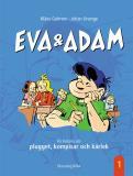 Omslagsbild för Eva & Adam: En historia om plugget, kompisar och kärlek