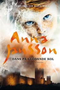 Cover for Dans på glödande kol