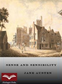 Cover for Sense and Sensibilities