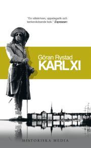 Cover for Karl XI : en biografi