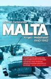 Bokomslag för Malta : kriget i Medelhavet 1940 - 1942