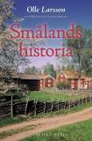 Bokomslag för Smålands historia