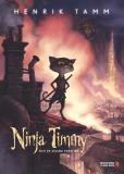 Omslagsbild för Ninja Timmy och de stulna skratten