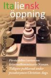 Bokomslag för Italiensk öppning