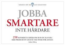 Omslagsbild för Jobba smartare - inte hårdare