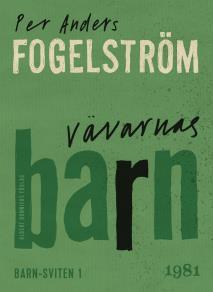 Cover for Vävarnas barn