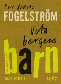 Cover for Vita bergens barn