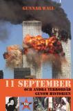 Omslagsbild för 11 september och andra terrordåd genom historien