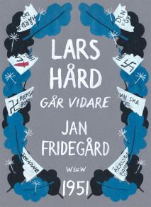 Omslagsbild för Lars Hård går vidare