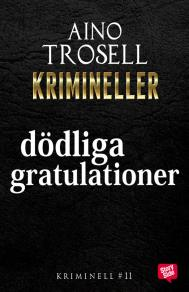 Cover for Dödliga gratulationer