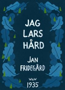 Omslagsbild för Jag Lars Hård