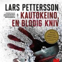 Omslagsbild för Kautokeino, en blodig kniv