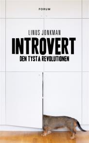 Omslagsbild för Introvert : den tysta revolutionen