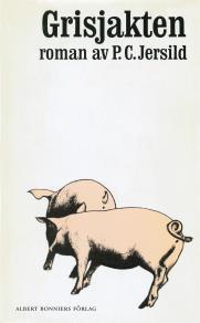 Cover for Grisjakten