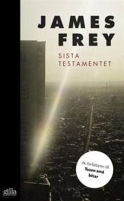 Cover for Sista testamentet