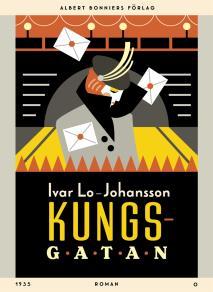 Cover for Kungsgatan : roman