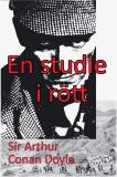 Cover for En studie i rött