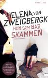 Cover for Hon som bar skammen