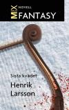 Cover for Sista kvädet