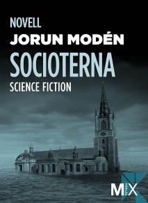 Cover for Socioterna : novell
