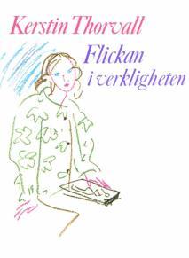Cover for Flickan i verkligheten