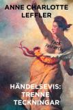 Cover for Händelsevis: trenne teckningar (Telegram klassiker)