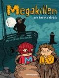 Omslagsbild för Megakillen och havets skräck