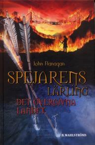 Cover for Spejarens lärling 2 - Det övergivna landet