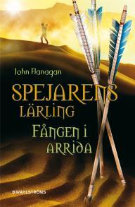 Omslagsbild för Spejarens lärling 7 - Fången i Arrida