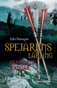 Omslagsbild för Spejarens lärling 8 - Clonmels kungar