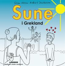 Cover for Sune i Grekland