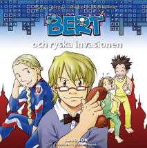 Cover for Bert och ryska invasionen