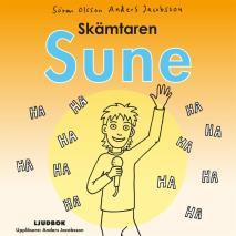 Cover for Skämtaren Sune