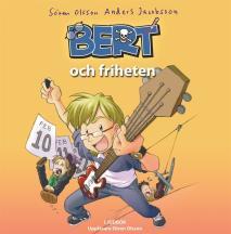 Cover for Bert och friheten
