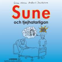 Cover for Sune och tjejhatarligan