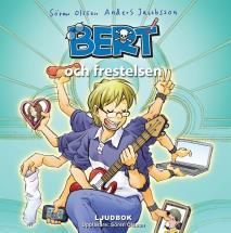 Cover for Bert och frestelsen