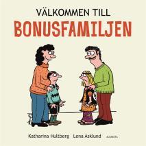 Cover for Välkommen till bonusfamiljen