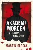 Cover for Akademimorden