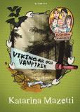 Omslagsbild för Kusinerna Karlsson. Vikingar och vampyrer