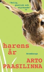 Omslagsbild för Harens år