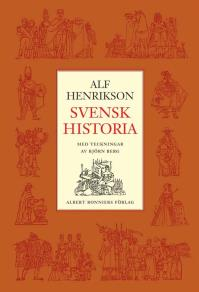 Cover for Svensk Historia