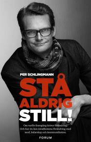 Cover for Stå aldrig still!