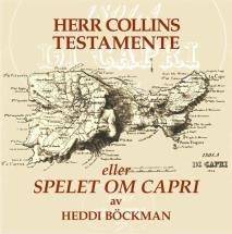 Cover for Herr Collins testamente